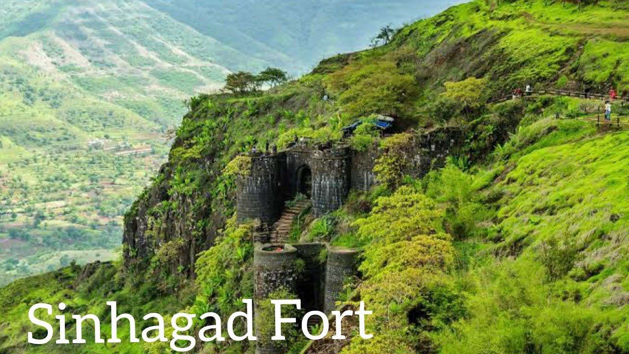 Image result for Sinhagad Fort