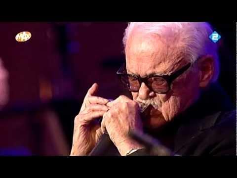 Jean Toots Thielemans & Metropole Orkest - Rosa Turbinata - Hommage Rogier van Otterloo 09-09-11 HD