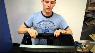 corsair Carbide 500r Case Overview and First Look