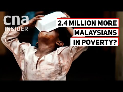 Who Are Malaysia's New Poor? The COVID-19 Recession