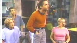 Rachel Arieff & Zach Galafianakis, 1997