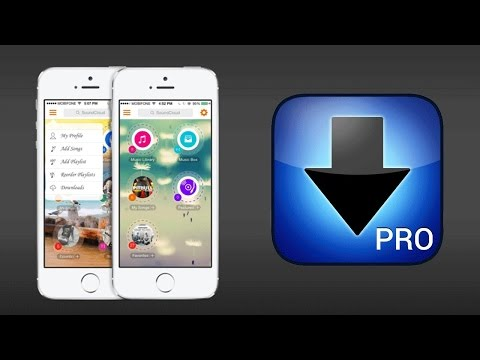iDownloader Pro for ios FREE!! NO JAILBREAK!!! UPDATED!!
