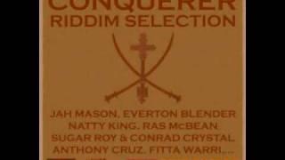 Anthony Cruz ft.Marlene Johnson - Africa (Conquerer Riddim)