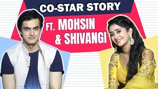 Mohsin Khan And Shivangi Joshi's Co-Star Secrets   Gifts   Yeh Rishta Kya Kehlata Hai