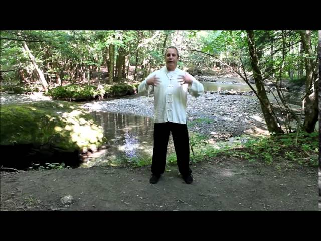 Tai Chi full / empty, substantial / insubstantial
