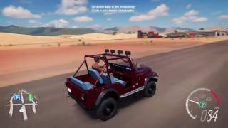 Forza Horizon 3 How to Glitch your Game