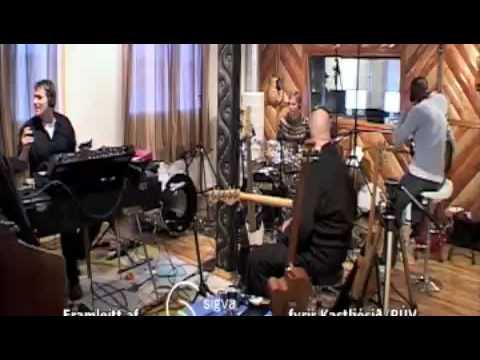 Mezzoforte in Island Studios