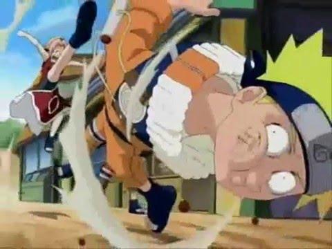 Top 18 Sakura punches Naruto