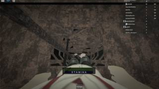 ROBLOX: Terror: With screams Part 1
