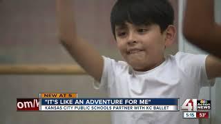 Kansas City Public Schools partners with KC Ballet