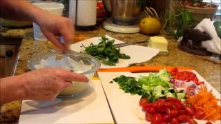 How To Make Chipotle Ranch Pasta Salad By Linda's Pantry