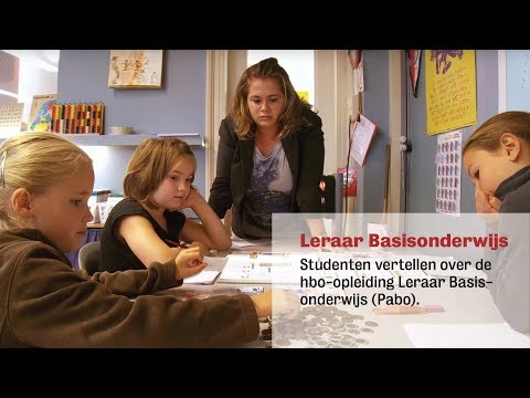 Inholland - Leraar Basisonderwijs (Pabo): Studenten Over De Opleiding