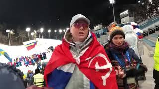 Олимпийская чемпионка Гладышева-  Это флаг Величайшей в мире...