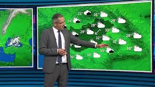 Időjárás 2019.08.22.