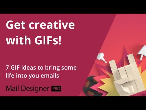 Get creative with animated GIFs!