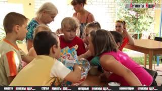 Жизнь беженцев в пансионате Коралл(, 2014-06-12T09:49:27.000Z)