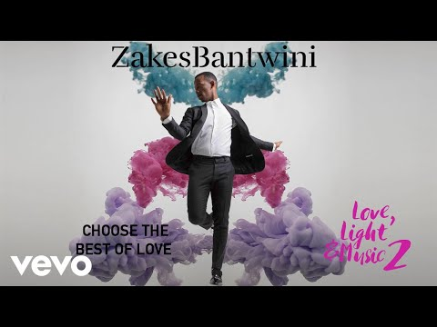 Zakes Bantwini - Choose The Best Of Love (Visualiser) ft. Refi