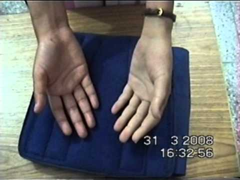 cosmetic restoration-full hand.mpeg-By NAUTIYAL ARTIFICIAL