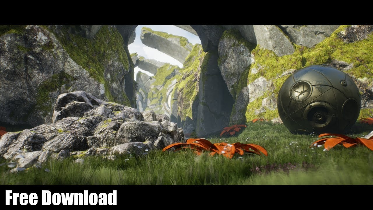 Paragon (Free Download / Speed Level Design / Unreal Engine 4)