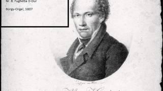 Michael Henkel: 48 Orgelstücke op. 91 - Teil 1