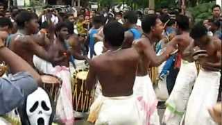 Shinkaari melam from thrissur