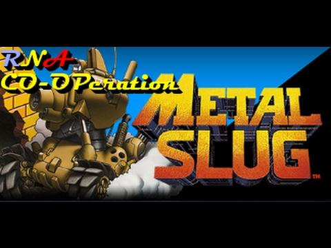 RNA CO-Operation: Metal Slug