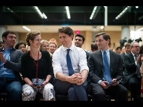 Watch Live: Justin Trudeau To Discuss Artificial Intelligence in Canada