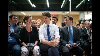 Times Video Justin Trudeau Discusses Artificial Intelligence in Canada