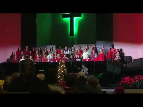 Sipsey Valley middle school choir 2018