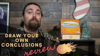 Draw Your Own Conclusions - Board Game Review