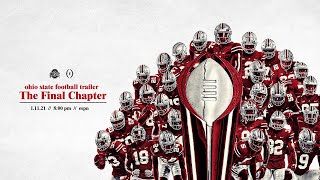 2020 Ohio State Football: National Championship Trailer