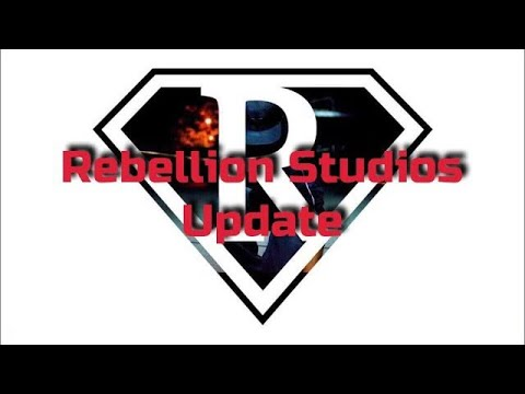 Rebellion studios update with DJ and Joel