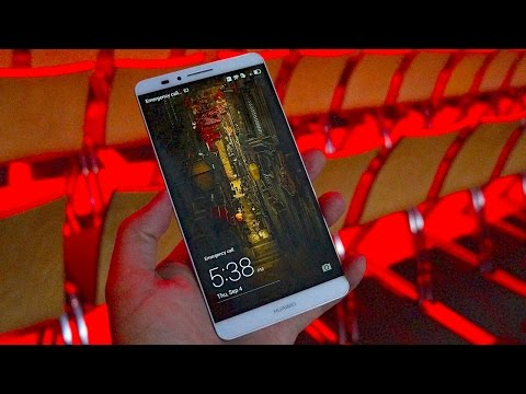 Huawei Ascend Mate 7 Unboxing: Hands-On With A Monster