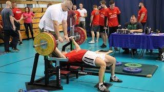 Ostrołęckie Mistrzostwa w Wyciskaniu Sztangi Leżąc