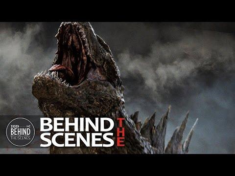Godzilla (Behind The Scenes)
