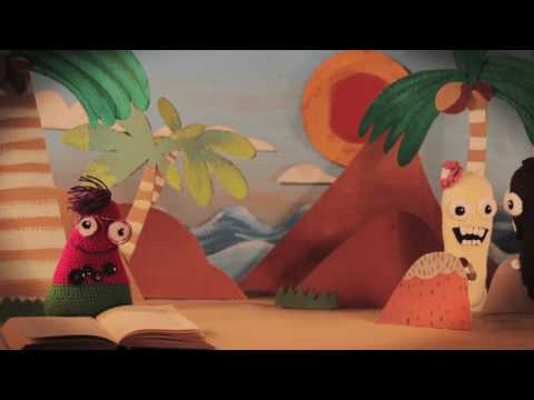 Kriaturices, de Kalise Kids [Episodio 2]