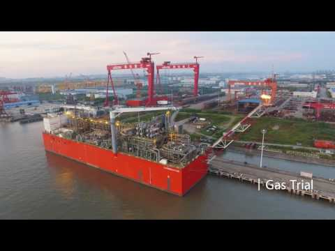 The World's First FLNG