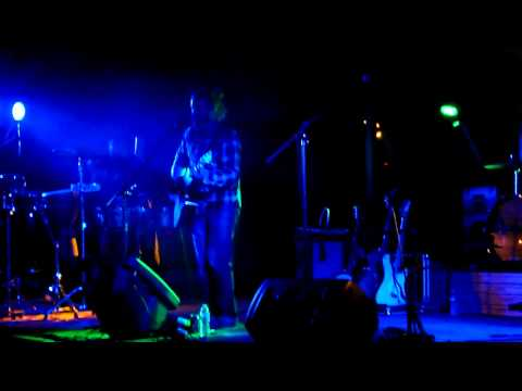 Adam Ezra Group August 16 2014 Mason NH at Marty's Driving Range perform the Basement Song