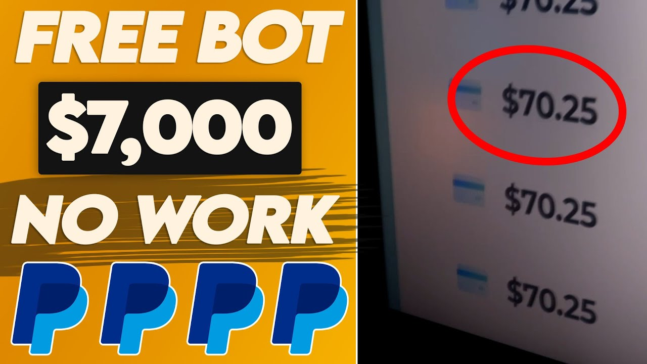 This FREE Bot Makes You 700 a Day Make Money Online