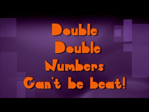 Double Number Song (adding doubles 1-10)