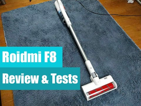 Roidmi F8 Storm Review: How Good is this Cordless Stick Vacuum?