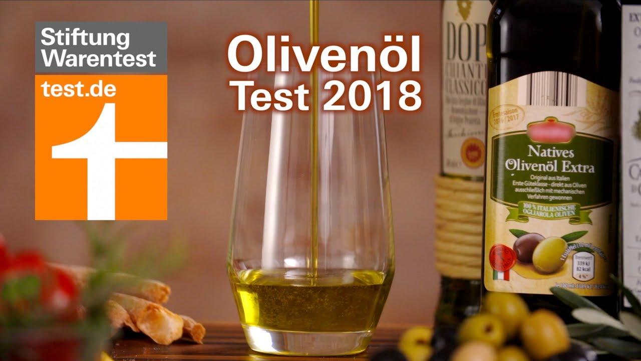 Test Olivenl 2 x mangelhaft  Wofr teure le lohnen