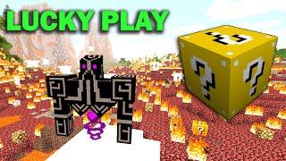 ч.18 Опасные битвы в Minecraft - Король Обсидиановый голем