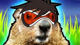 Groundhog Day in Overwatch | A Story of a Tracer Main