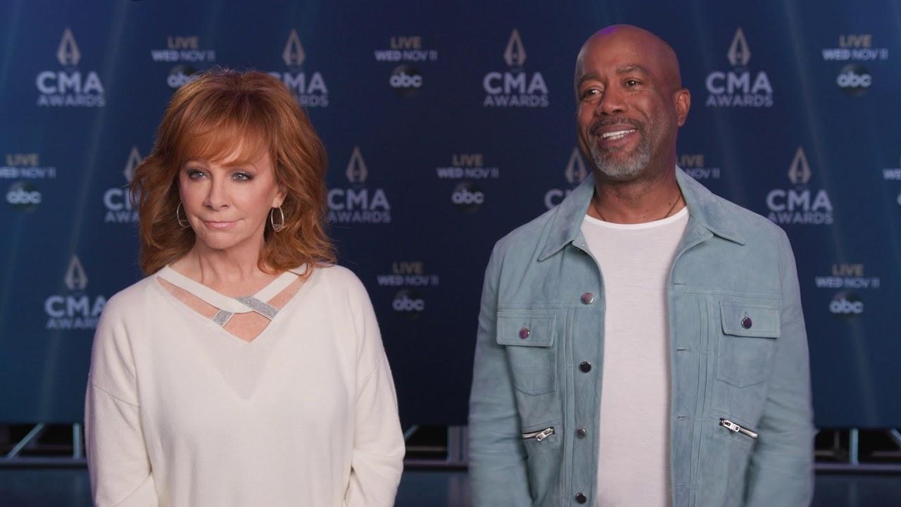 Reba McEntire and Darius Rucker Plan To Keep CMA Awards 'Light and Fun'