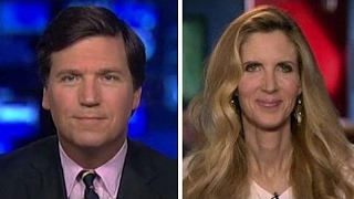 Tucker Carlson, Ann Coulter Talk Syria Conspiracy Theory, United Dustup