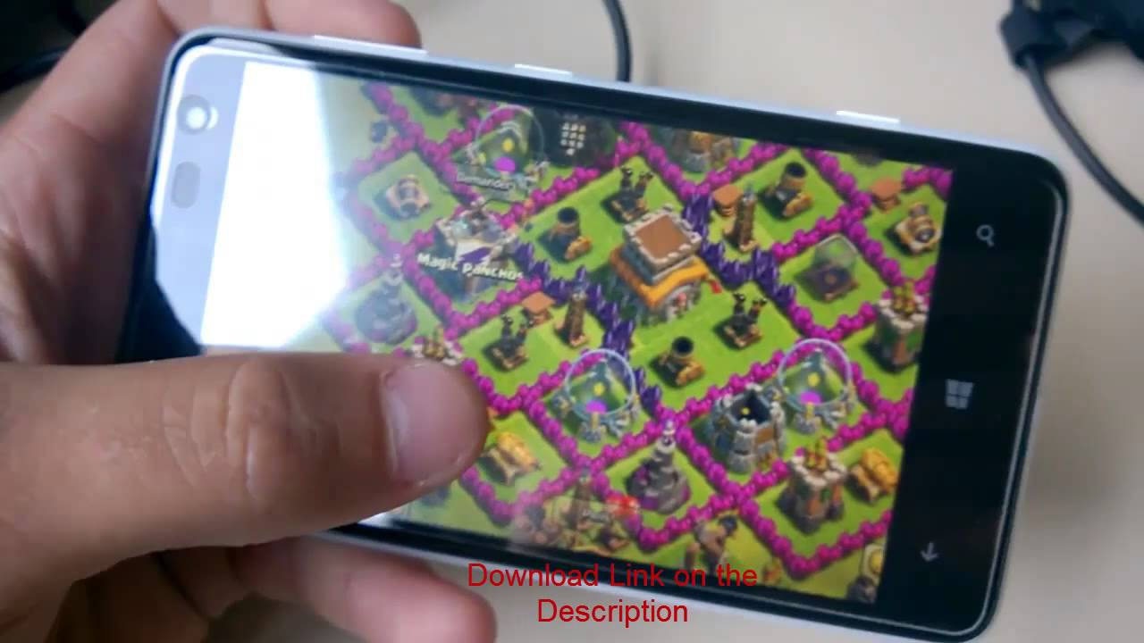 Clash of clans windows phone 10 youtube.
