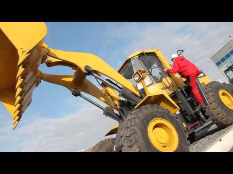 Обучение на погрузчике Logistic Forklift