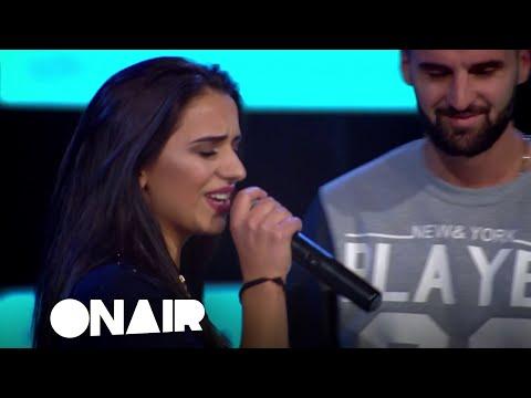 Tina Qeli & Mc Ton1Y - Wo bist du Gëzuar 2018