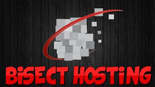 Bisect Hosting || NEW SERVER HOST || Minecraft Mod Support!!! [Advanced Warfare Gameplay]